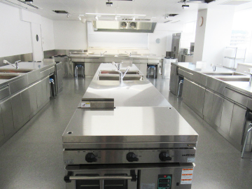 調理実習室1
