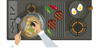 CookingCourse 調理高等科