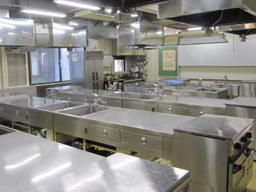 調理実習室2
