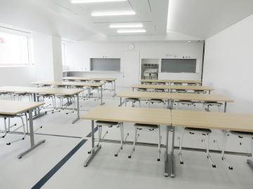 総合調理実習室2(ホール)